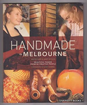 HANDMADE IN MELBOURNE : Beautiful Things from 80 Creative People
