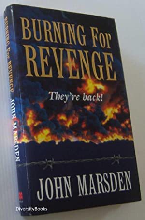 BURNING FOR REVENGE (Signed Copy)