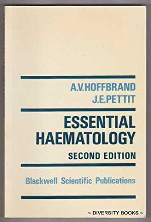 ESSENTIAL HAEMATOLOGY (Second Edition): Hoffbrand, A.V., and