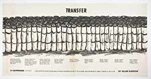 Poster Prospectus for Transfer: A Happening (For Christo)
