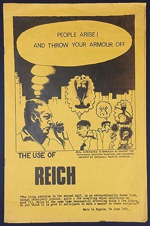 The Use of Reich: Voyer, Jean-Pierre