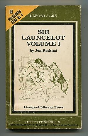 Sir Lancelot Volume I - Parksburg Saga: Jon Reskind