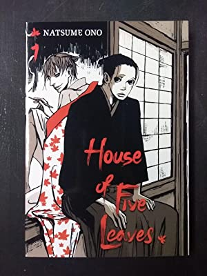CYS114 House of Five Leaves Vol. 1