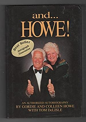 DJB00110 And-- Howe!: An Authorized Autobiography