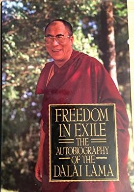 DJB00163 Freedom in Exile: The Autobiography of the Dalai Lama