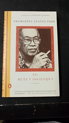 DJB03790 Mute's Soliloquy: a Memoir, The