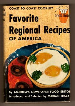Favorite Regional Recipes of America Coast to Coast Cookery