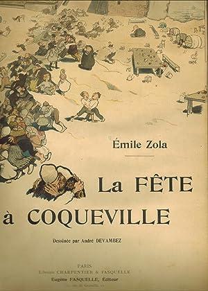 La fête à Coqueville: ZOLA Émile