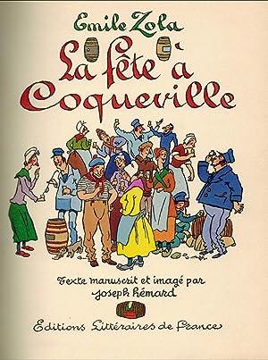 La fête à Coqueville: ZOLA Emile