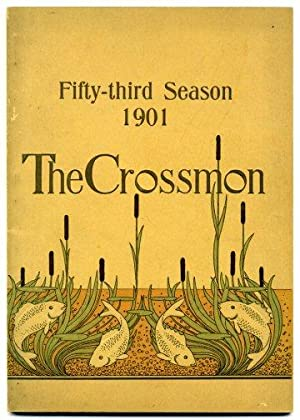 The Crossmon Alexandria Bay, N.Y. Season of 1901. (Cover title reads: : Fifty-Third Season 1901 T...