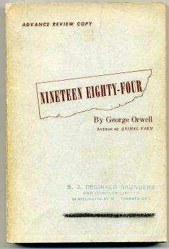 Nineteen Eighty-Four.: ORWELL, George.