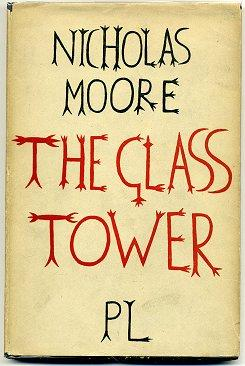 The Glass Tower. Drawings by Lucian Freud.: MOORE, Nicholas.
