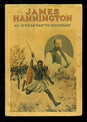 James Hannington The Merchant's Son Who Was: AFRICA). LEAK, J.