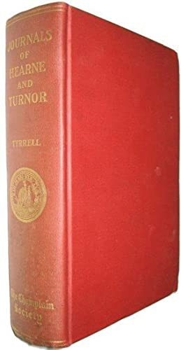 Journals Of Samuel Hearne And Philip Turnor.: HEARNE And TURNOR).