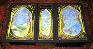 The Lord of the Rings, Custom Clamshell: Tolkien, J.R.R.