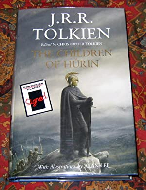 The Children of Hurin - UK 1st: Tolkien, J.R.R.