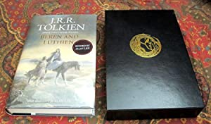 Beren and Luthien, Signed By Alan Lee,: Tolkien, J. R.