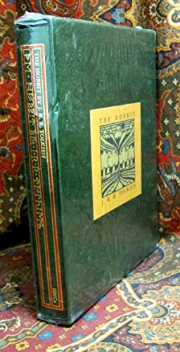 The Hobbit, US Collectors Edition, with Slipcase: Tolkien, J.R.R.