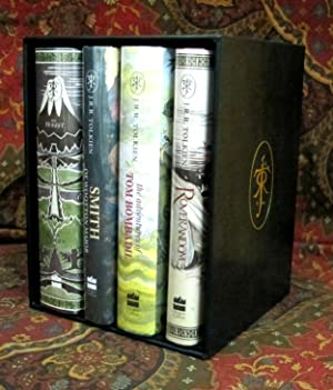 The JRR Tolkien Pocket Edition Collection With
