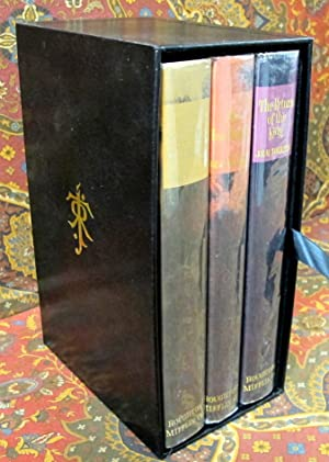 The Lord of the Rings, 2nd US Edition, 1st Impression Set in Custom Leather Slipcase
