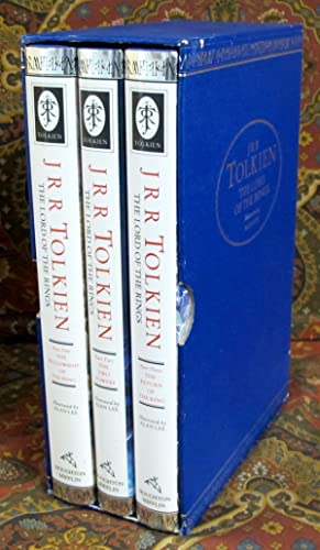 The Lord of the Rings, 1992 US Three Volume Set, with Publishers Slipcase