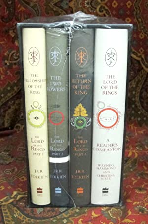 The Lord of the Rings Boxed Set, 60th Anniversary with a Reader's Companion