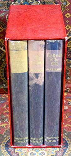 The Lord of the Rings, 2nd US Edition in Scarce Original Publishers Red Slipcase