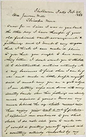 AUTOGRAPH LETTER SIGNED, WITH DETAILED ILLUSTRATION ON THE FINAL PAGE, BY THE FAMED INVENTOR OF T...