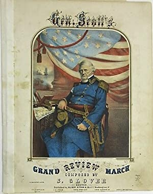 GEN. SCOTT'S GRAND REVIEW MARCH