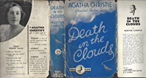 Death In The Clouds - UK 1st with 3/6 ORIGINAL DUST JACKET