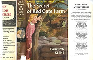 Nancy Drew #6 The Secret Of Red: Carolyn Keene