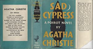Sad Cypress - High Grade Original Dust Jacket