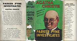 Parker Pyne Investigates - with Rare Original 2/6' DUST JACKET