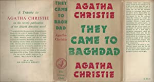 They Came To Baghdad - N-FINE RARE UK 1ST HIGH GRADE