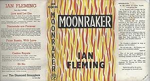 Moonraker - Very Rare 1st w/original 3rd: Ian Fleming