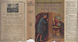 Nancy Drew #4 The Mystery At Lilac: Carolyn Keene