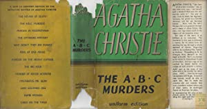 The A B C Murders WITH ORIGINAL DUST JACKET