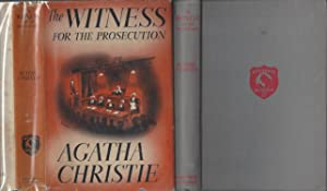 The Witness For The Prosecution And Other Stories - VERY RARE