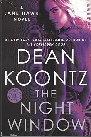 The Night Window Proof Advance Reading Copy Signed