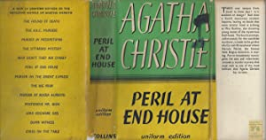 Peril At End House - WITH ORIGINAL DUST JACKET