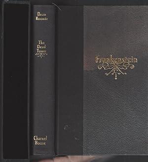 Frankenstein Book 4 Lost Souls Signed &: Dean Koontz