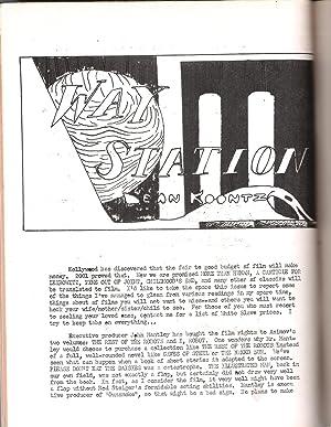 "Way Station"" in Beabohema #5: Dean Koontz (contributor)"
