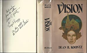 The Vision - Signed: Dean Koontz