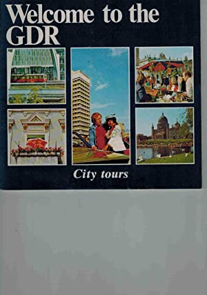 Welcome to the GDR. City tours.