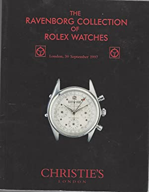 The Ravenborg Collection of Rolex Watches London,: Christie's