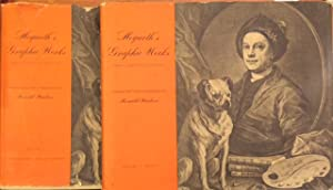 Hogarth's Graphic Works [2 Volumes] First Complete: PAULSON, RONALD