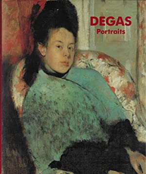 Degas Portraits: Baumann, Felix &