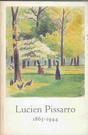 Lucien Pissarro, 1863-1944 2 November to 3: Bensusan Butt, John