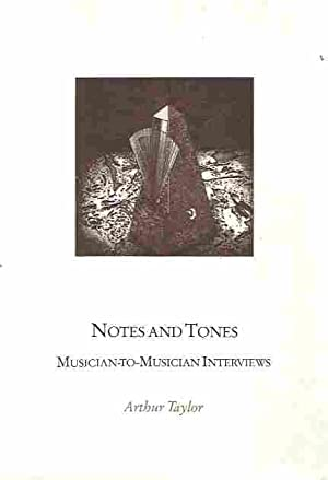 9780704300545: Notes and Tones: Musician-to-Musician