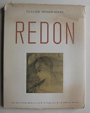 Redon. Fusains.: Claude Roger-Marx.